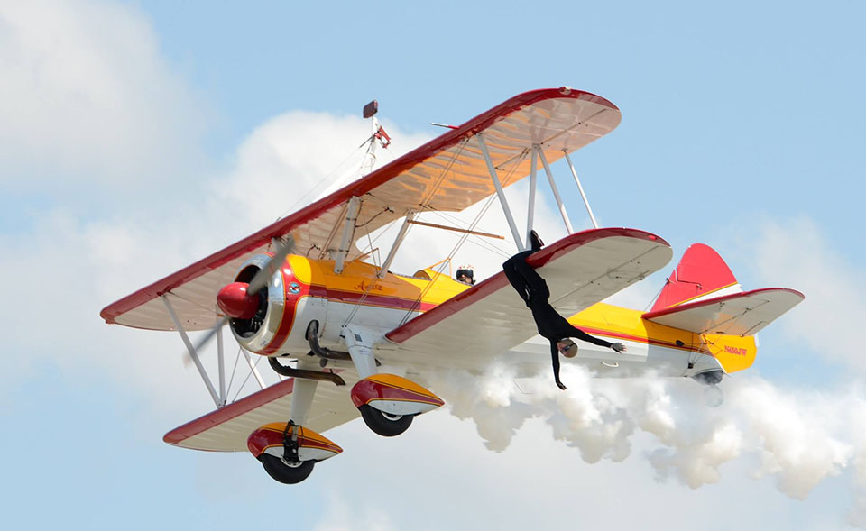 PGD hosts the Florida International Air Show