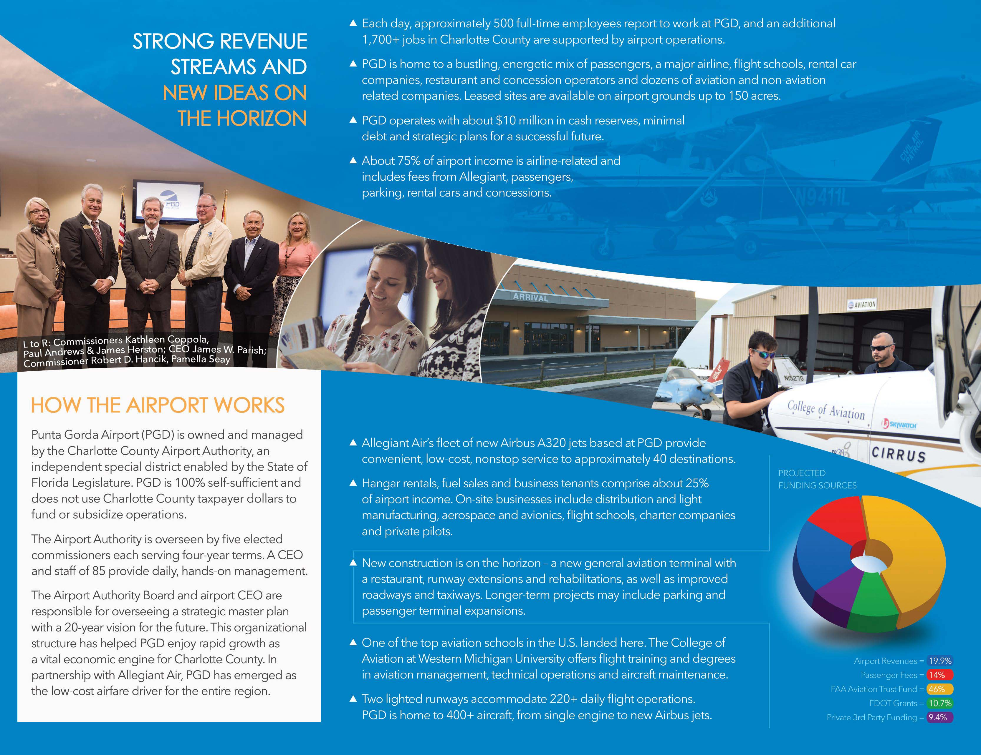 pgd business overview brochure