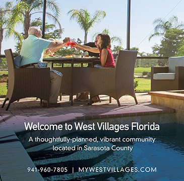 welcome to west villages florida