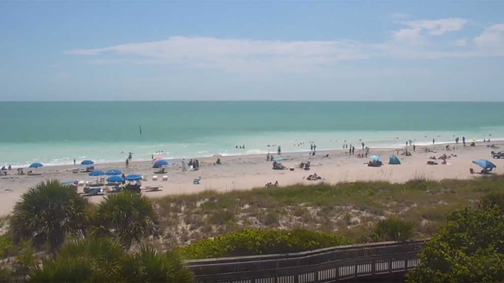Englewood Beach view